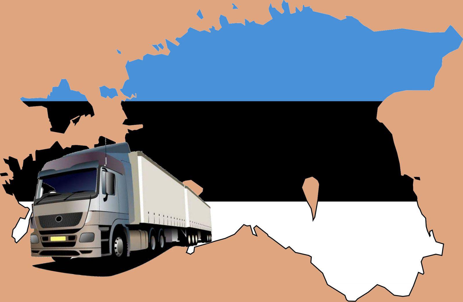 Сборные грузы из Эстонии
