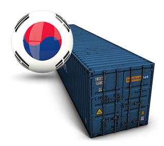 Сборные грузы из Кореи